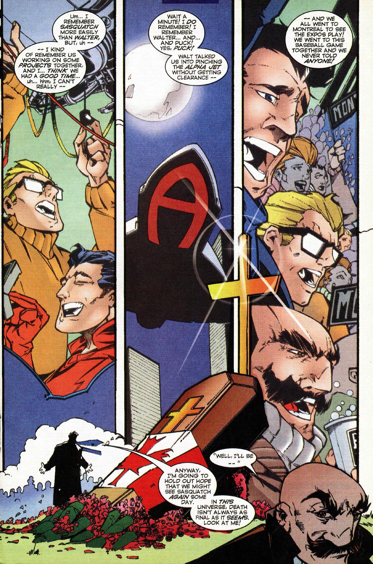 Read online Alpha Flight (1997) comic -  Issue #14 - 17