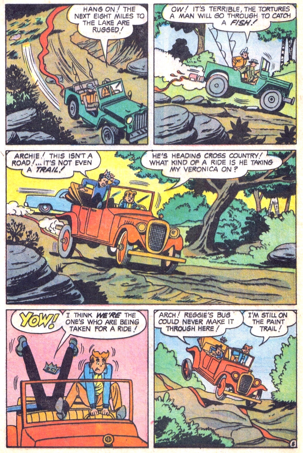 Read online Archie (1960) comic -  Issue #179 - 32