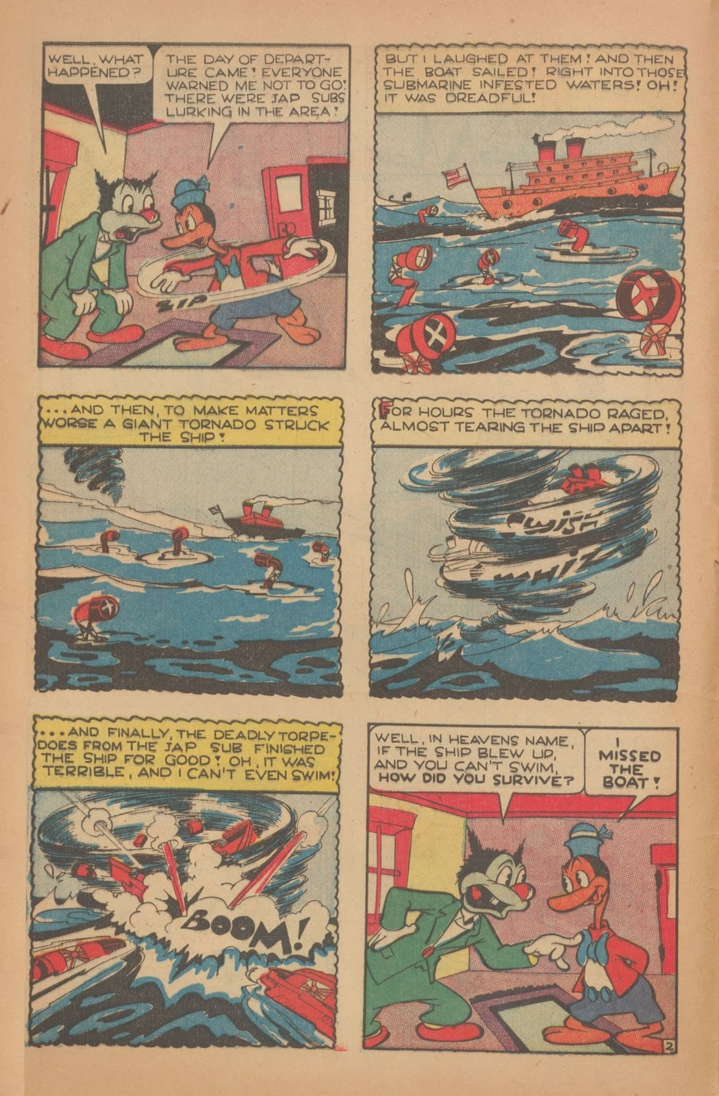 Terry-Toons Comics issue 27 - Page 4