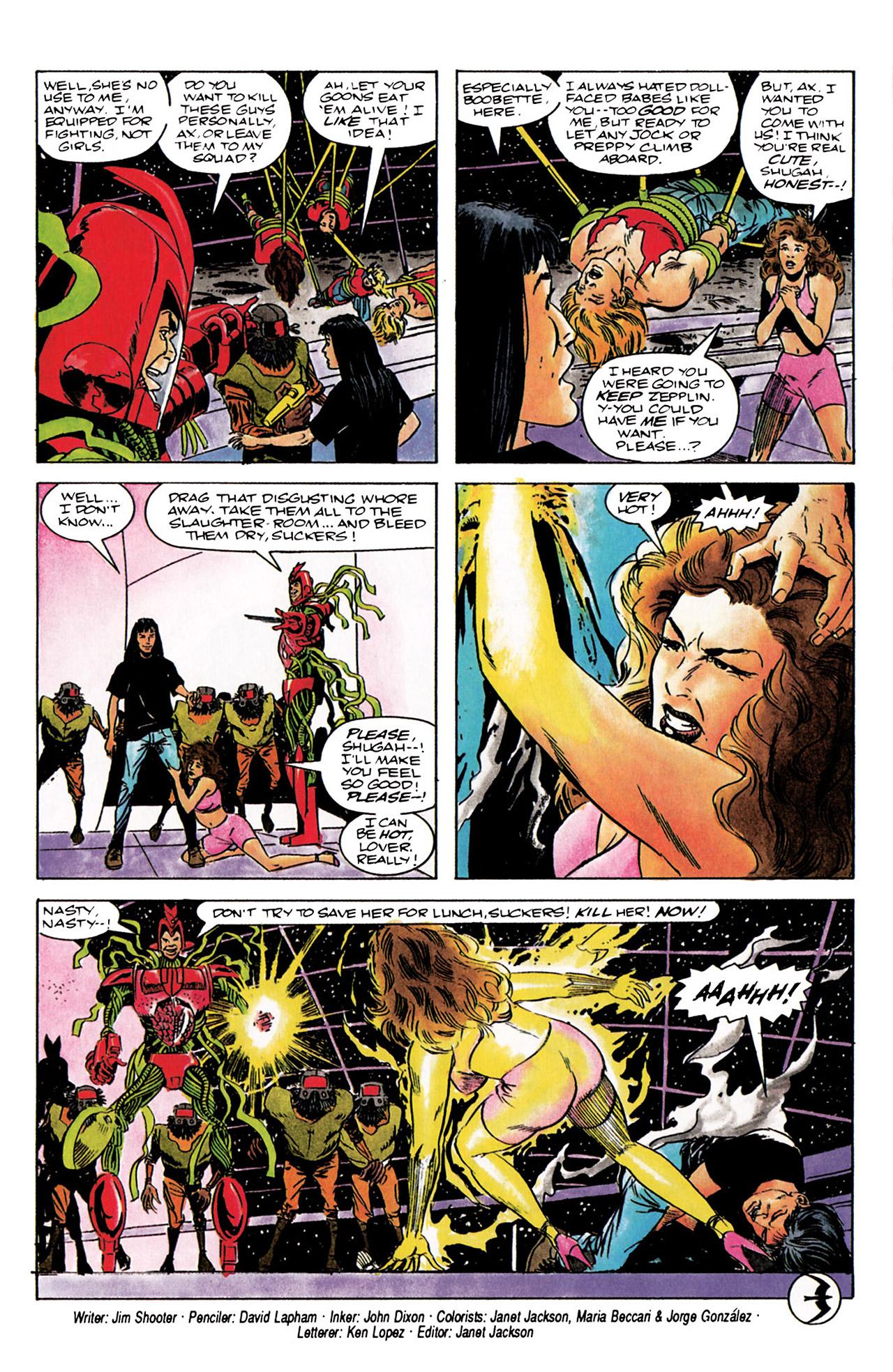 Read online Harbinger (1992) comic -  Issue #3 - 25
