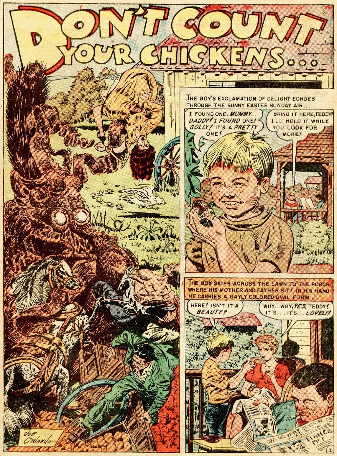 Weird Fantasy (1951) issue 13 - Page 27