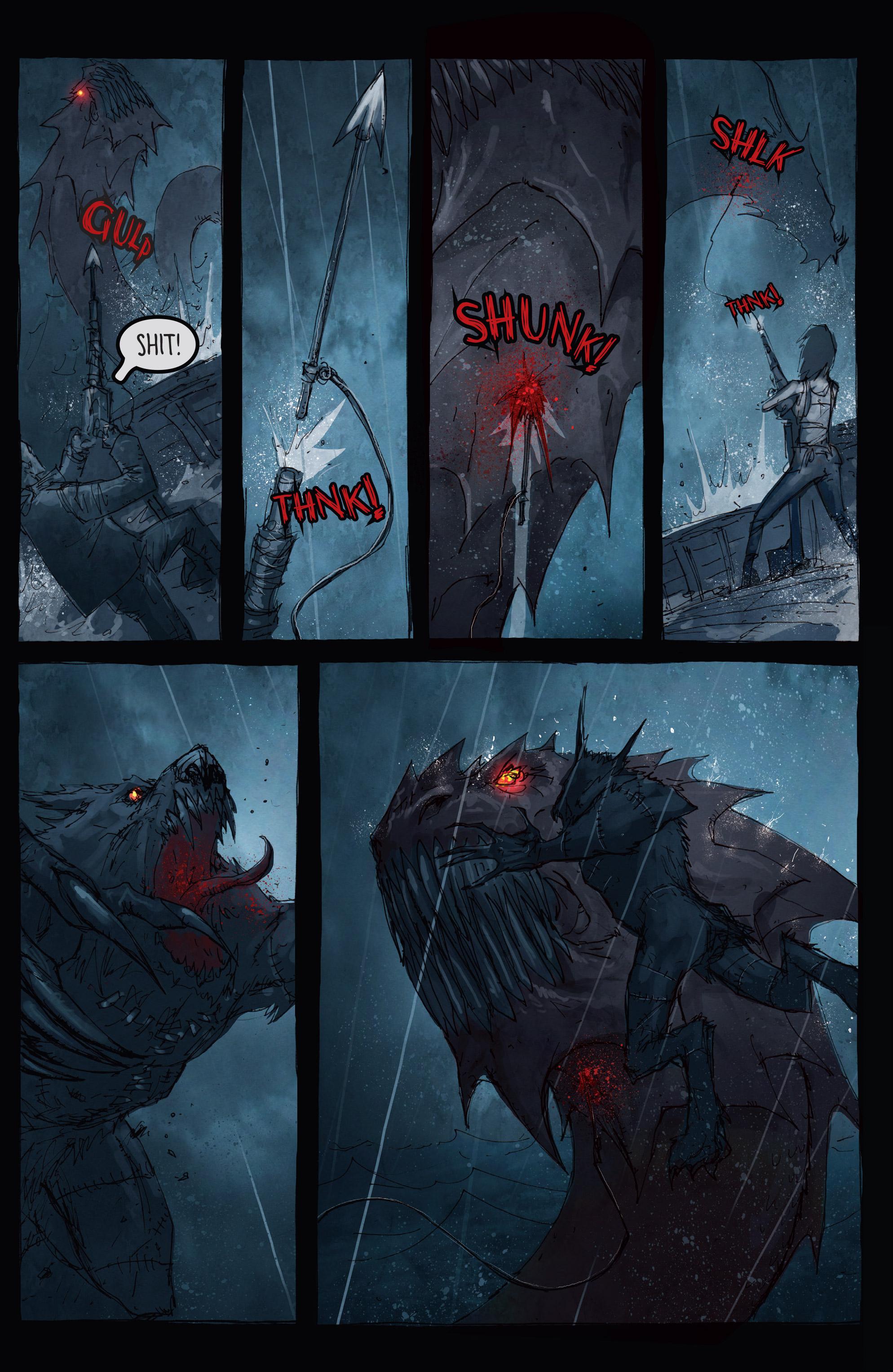 Read online Broken Moon: Legends of the Deep comic -  Issue #5 - 10