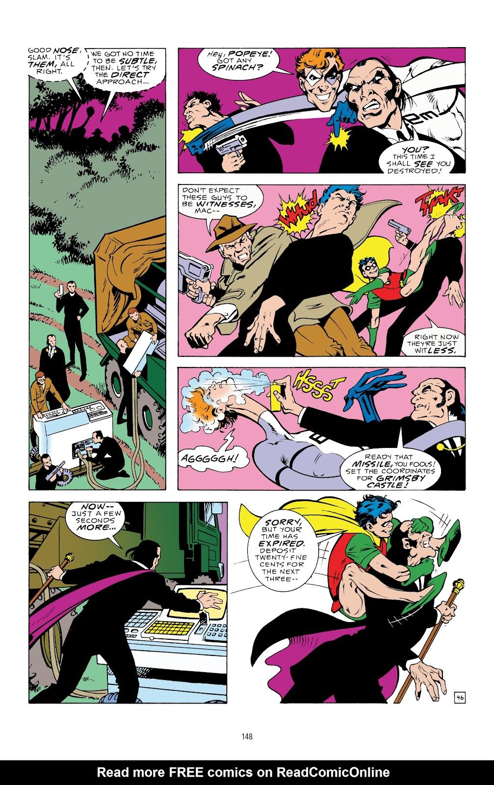Read online Detective Comics (1937) comic -  Issue # _TPB Batman - The Dark Knight Detective 1 (Part 2) - 48