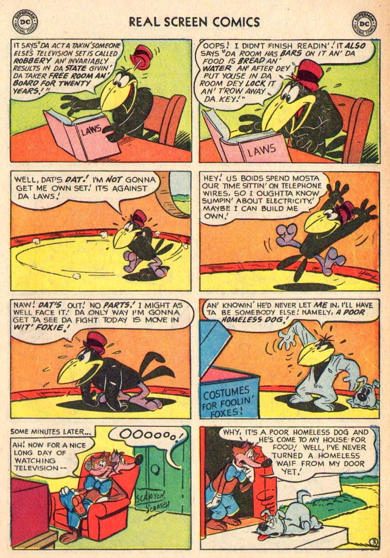 Real Screen Comics issue 62 - Page 23