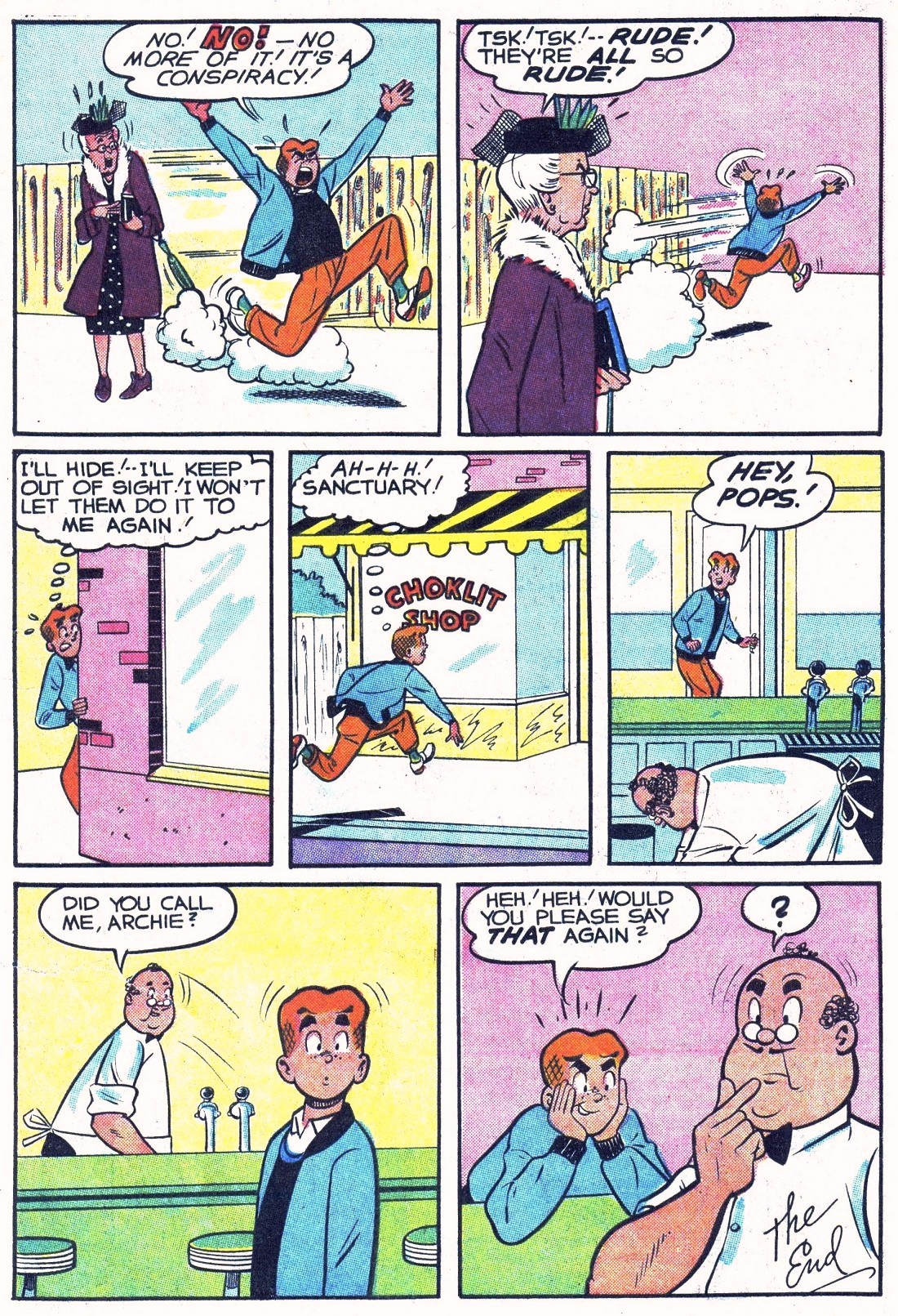 Read online Archie (1960) comic -  Issue #124 - 33