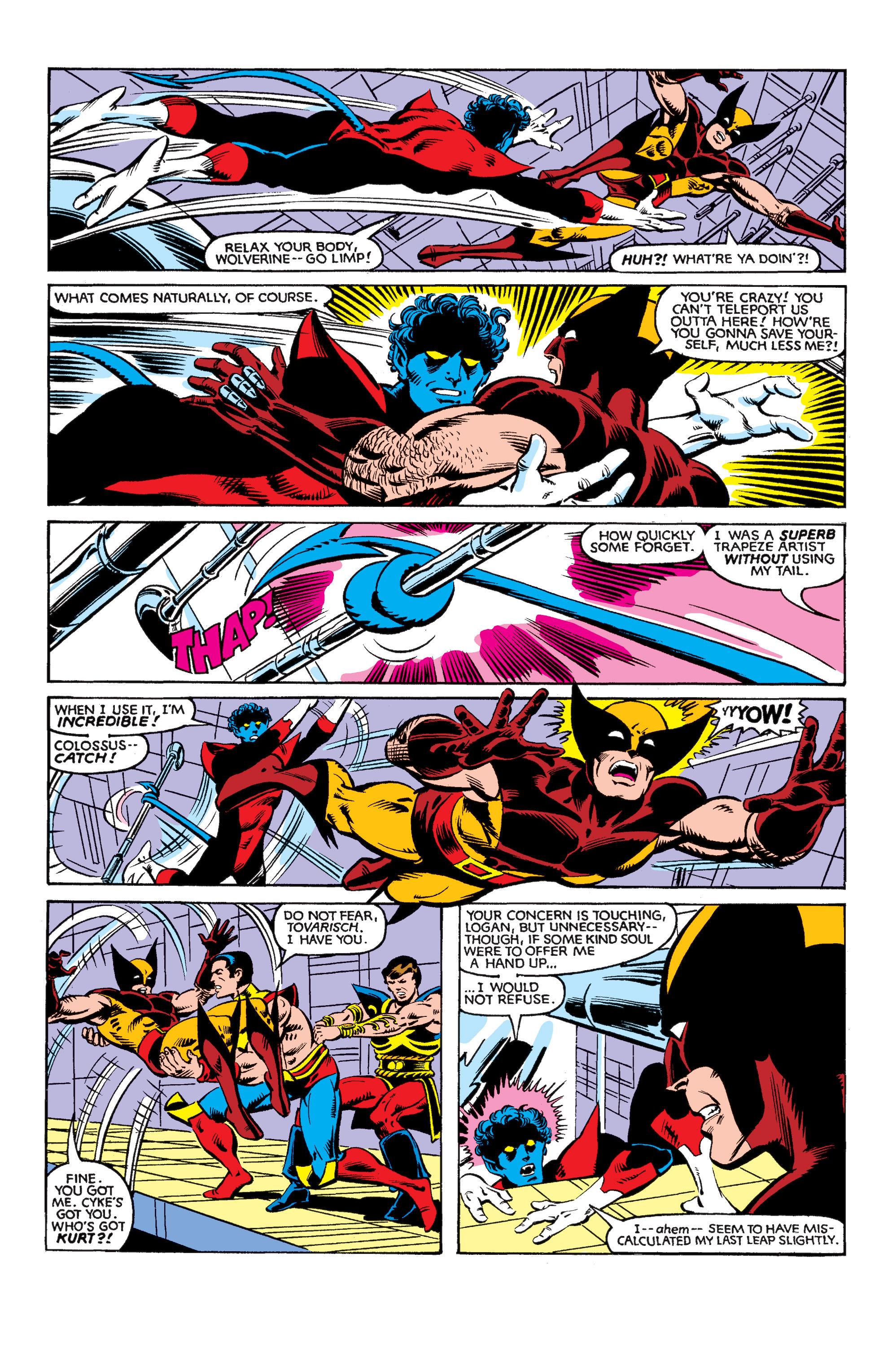 Read online Uncanny X-Men (1963) comic -  Issue #150 - 22