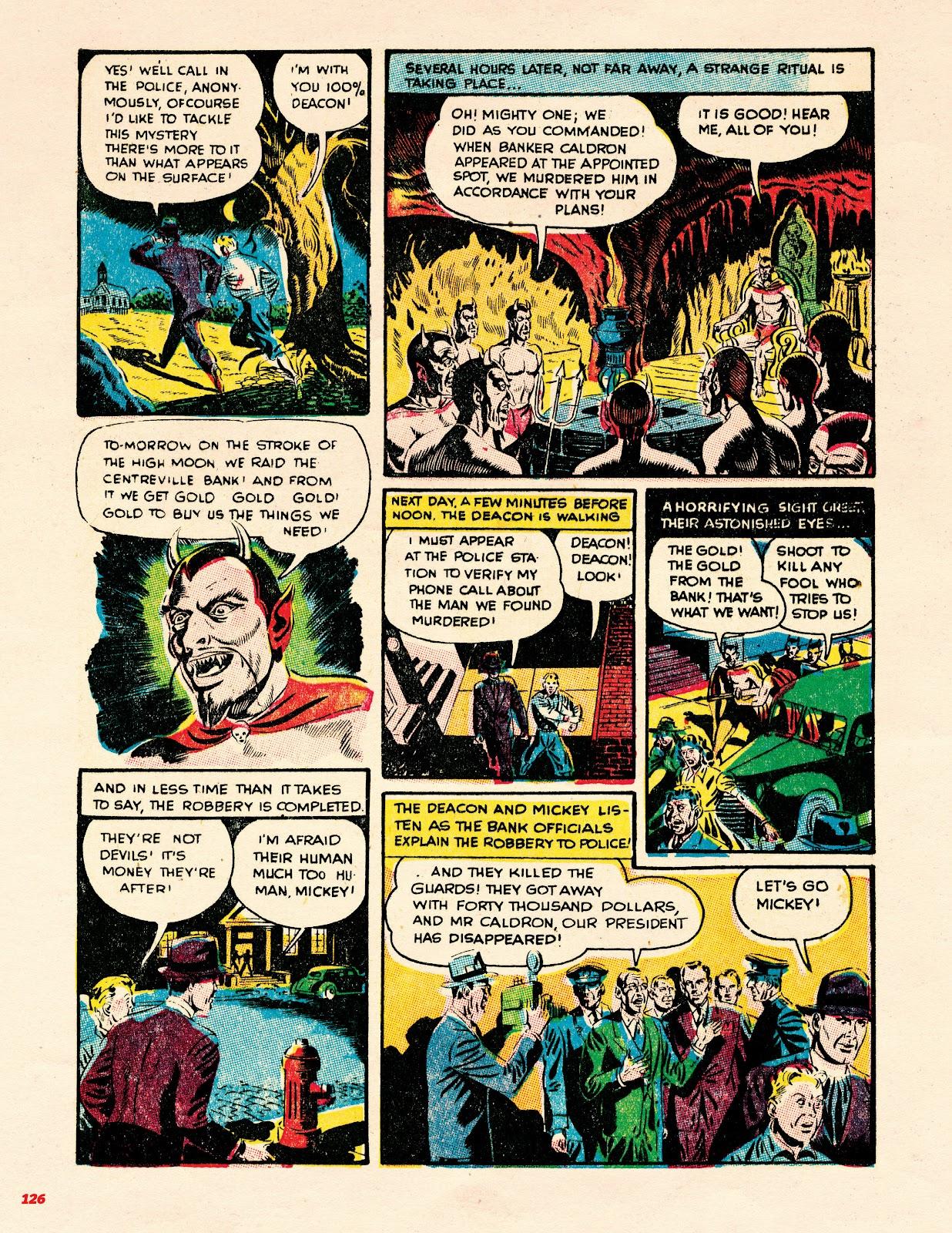 Read online Super Weird Heroes comic -  Issue # TPB 1 (Part 2) - 26