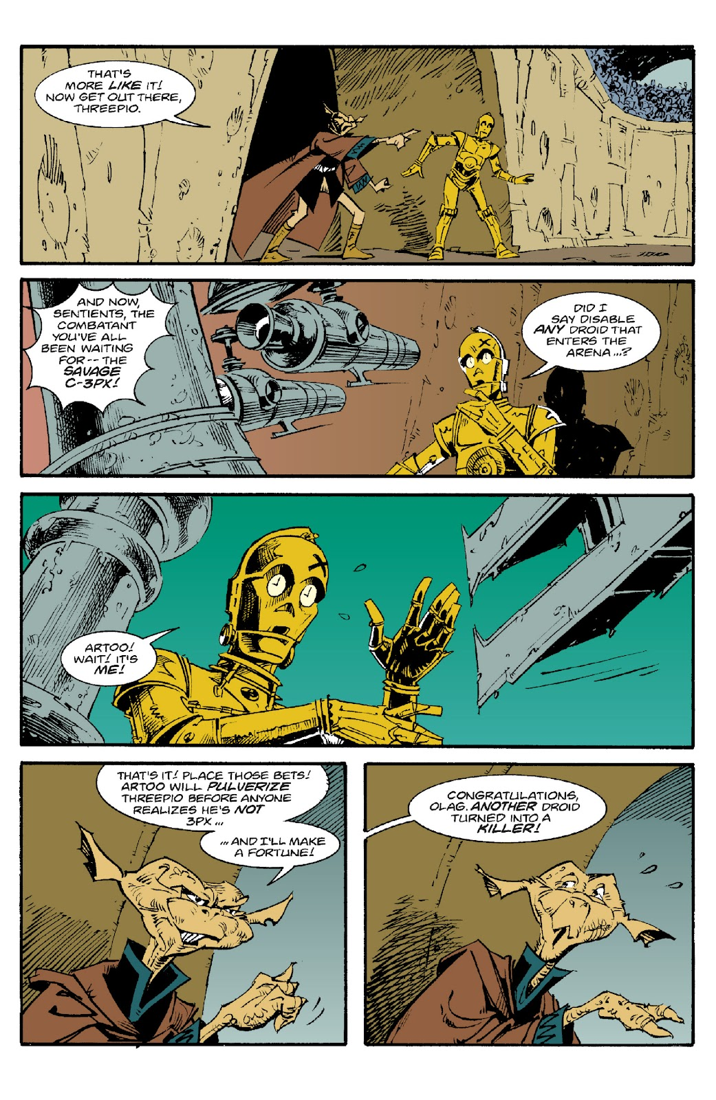 Read online Star Wars Legends Epic Collection: The Empire comic -  Issue # TPB 5 (Part 1) - 100