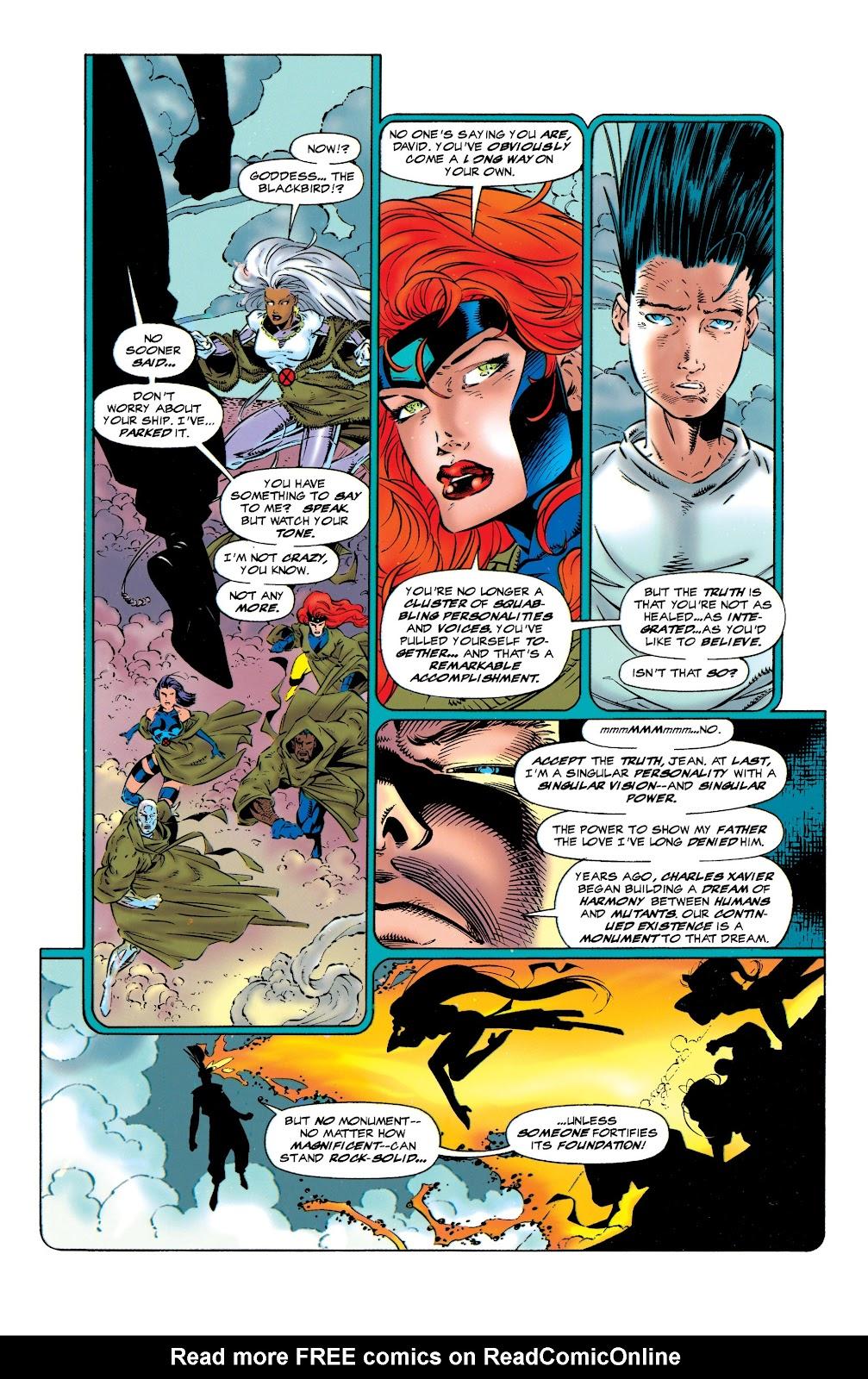 Uncanny X-Men (1963) issue 320 - Page 16