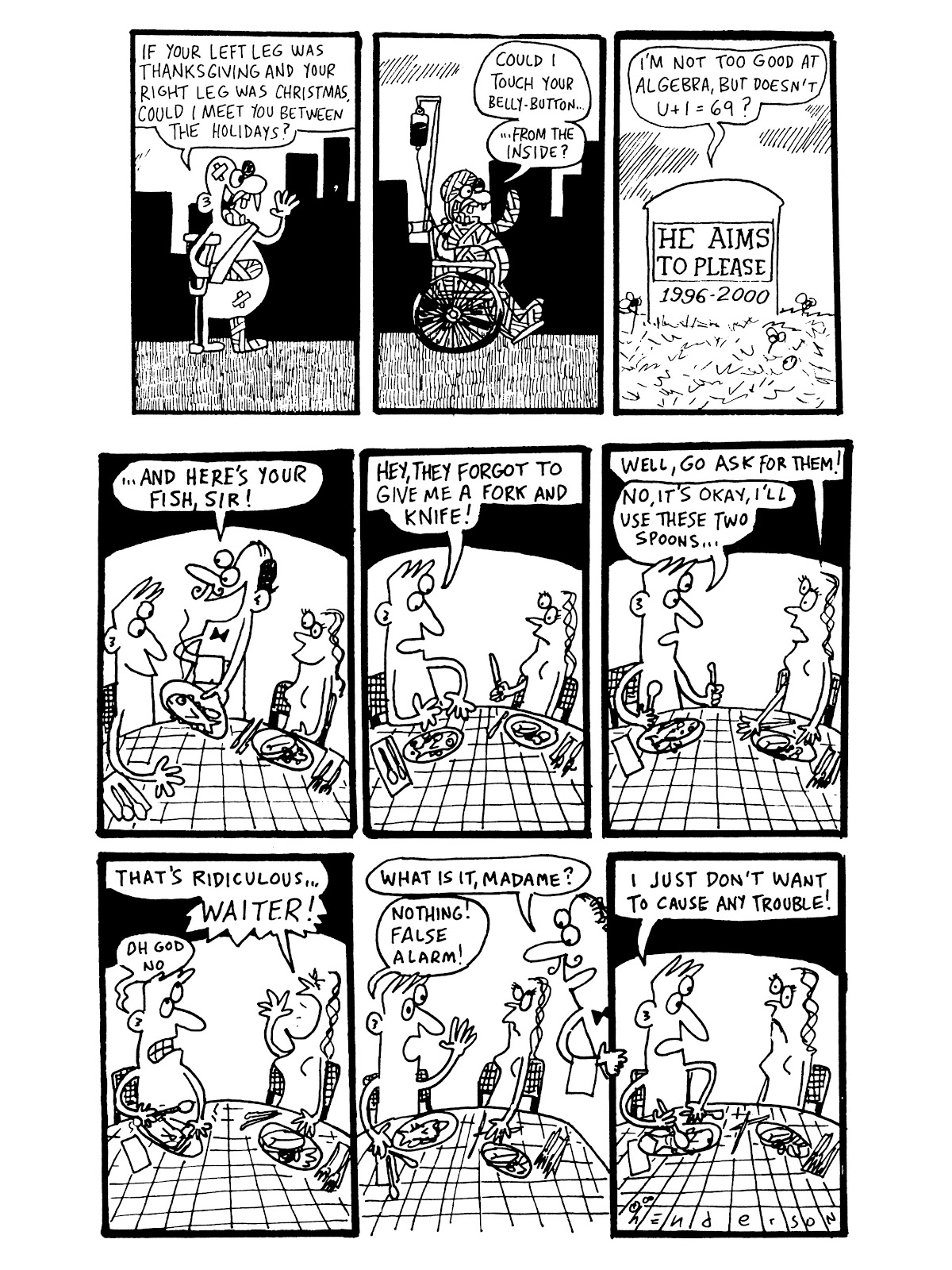 Read online Magic Whistle comic -  Issue #4 - 20