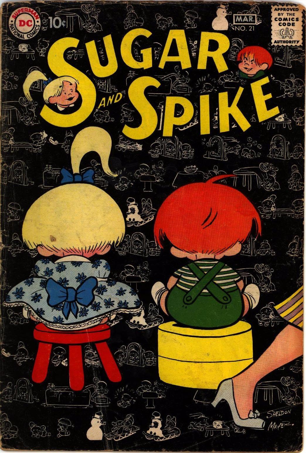 Sugar and Spike 21 Page 1