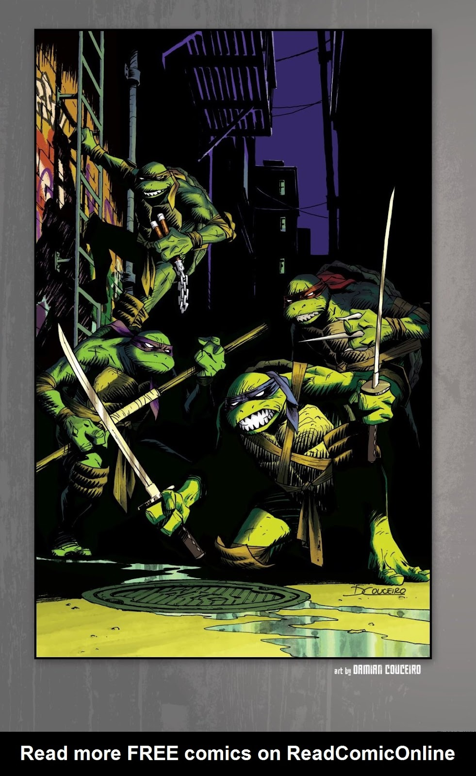 Read online Teenage Mutant Ninja Turtles: The IDW Collection comic -  Issue # TPB 7 (Part 3) - 117