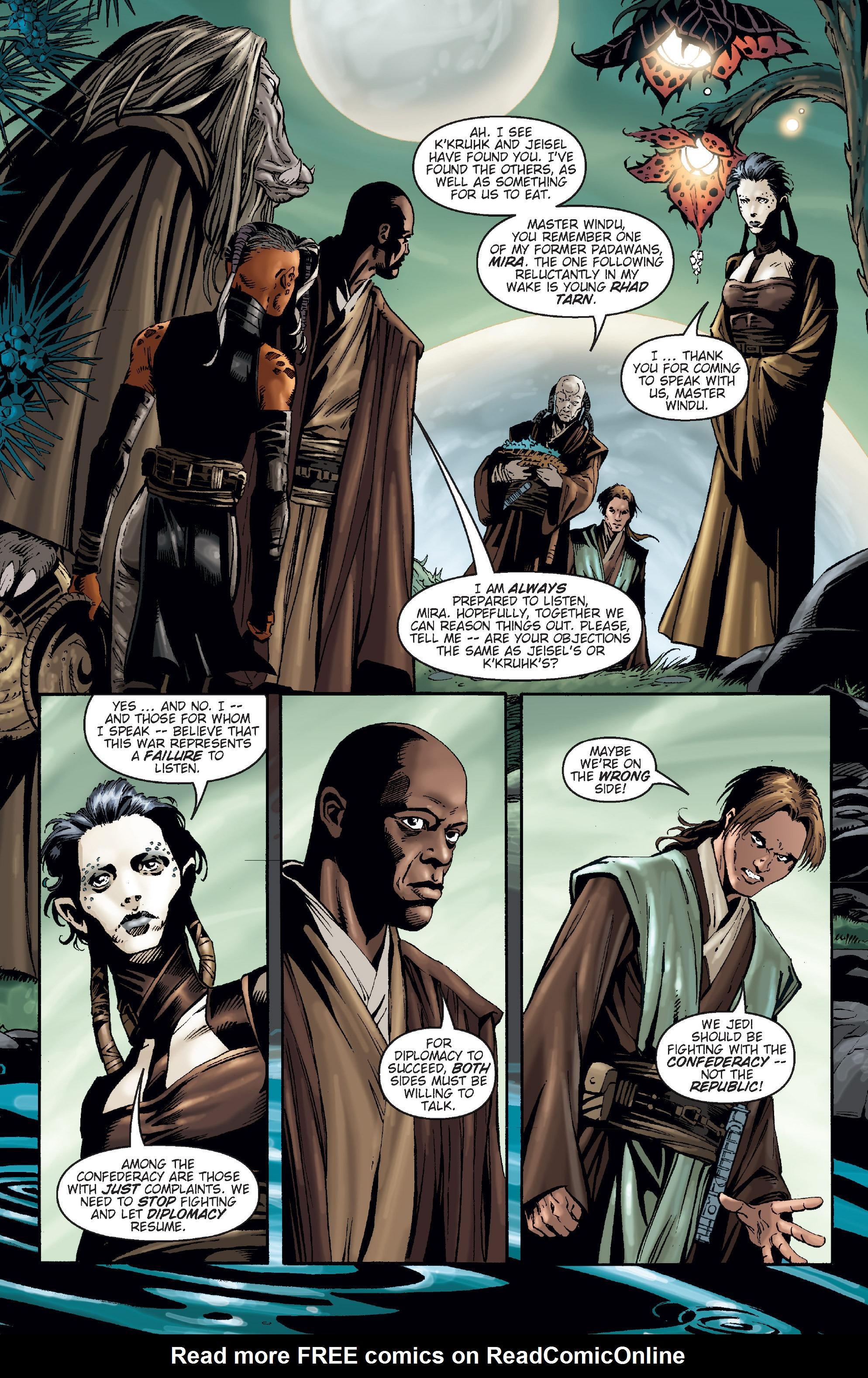 Read online Star Wars Omnibus comic -  Issue # Vol. 24 - 97