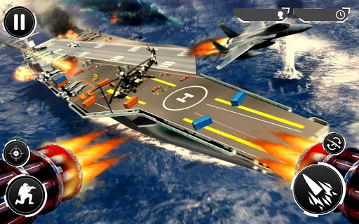 Navy Gunner Shoot War 3D Hack Cho Android