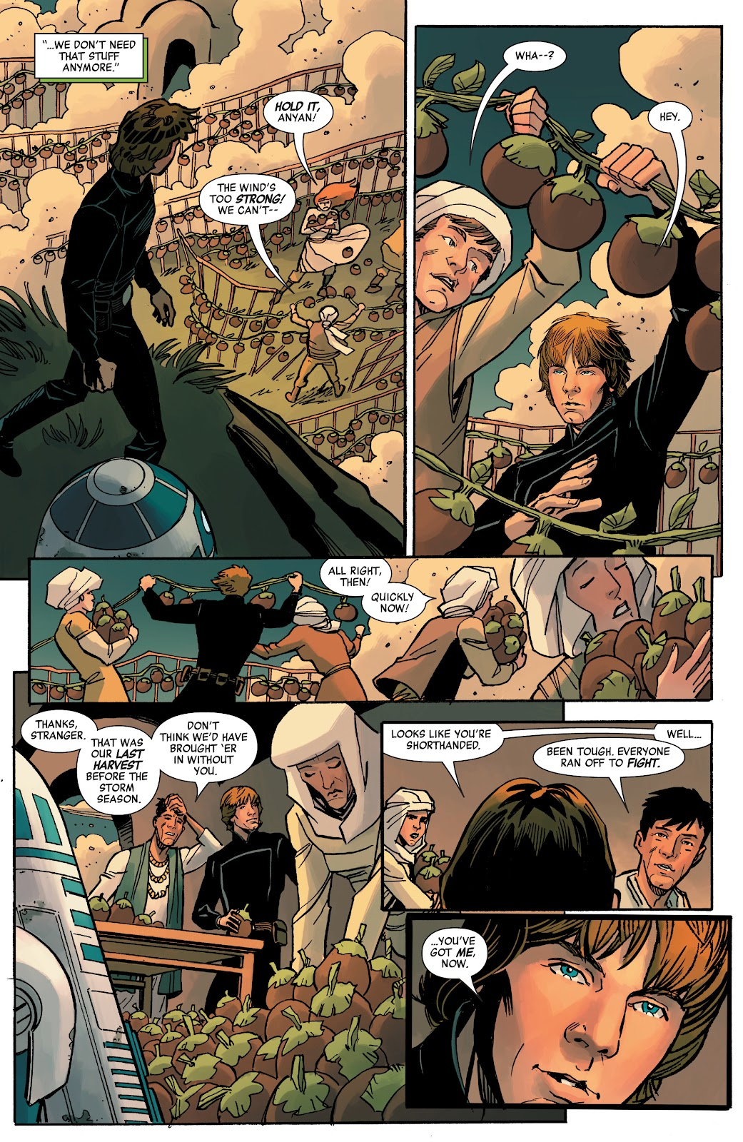Read online Star Wars: Age of Rebellion - Heroes comic -  Issue # TPB - 86