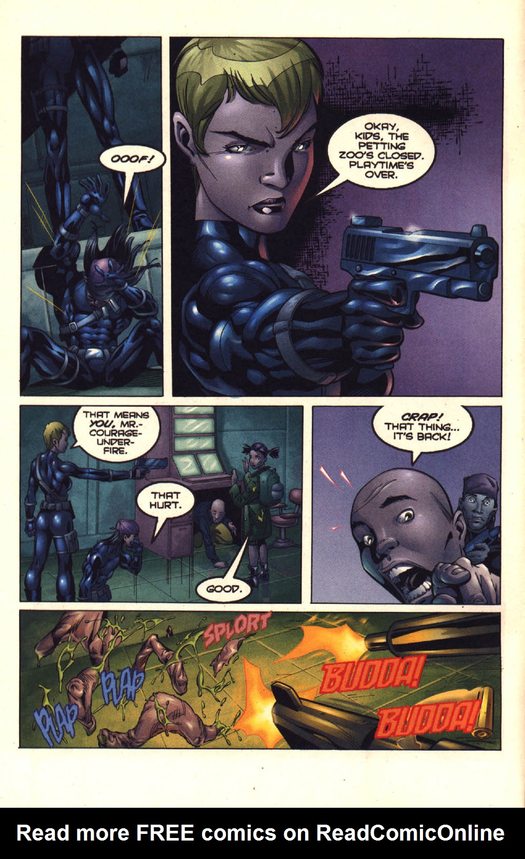 Read online Aliens vs. Predator: Xenogenesis comic -  Issue #3 - 6