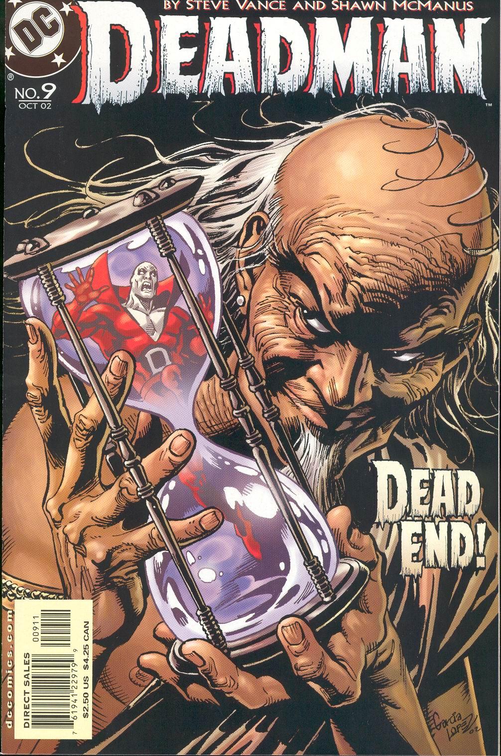 Deadman (2002) 9 Page 1