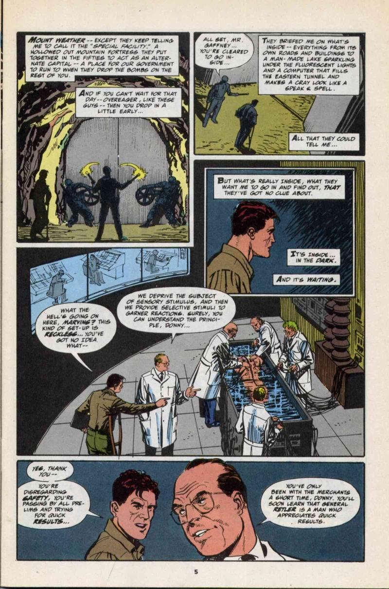 Read online Doctor Zero comic -  Issue #7 - 7