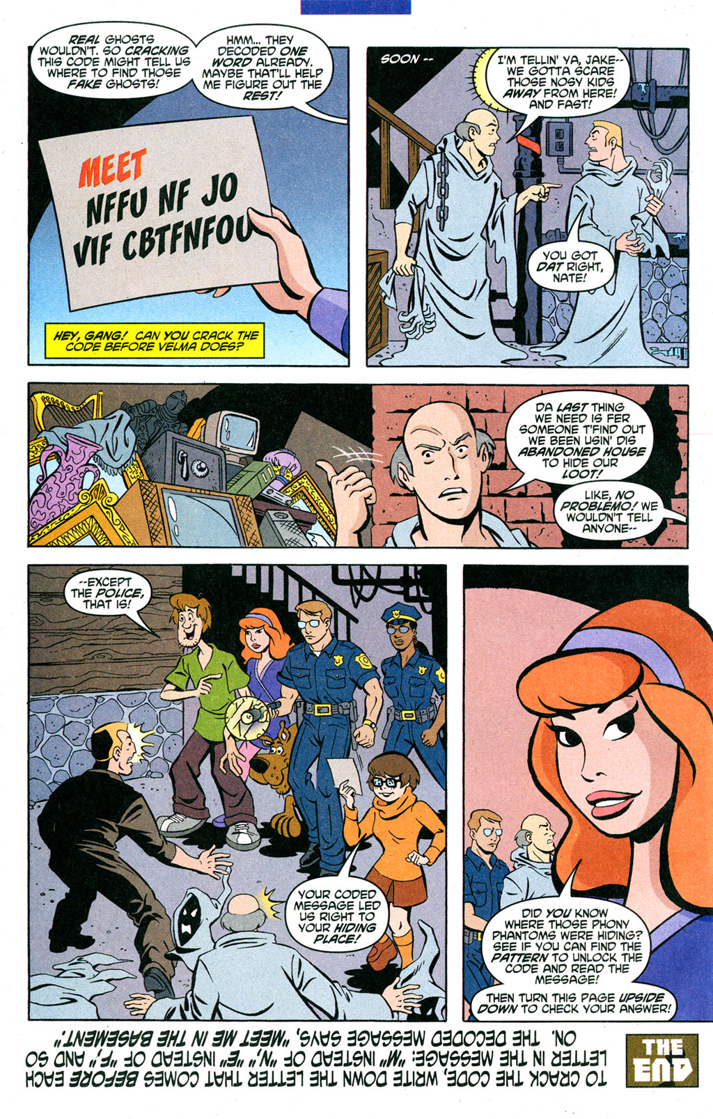 Read online Scooby-Doo (1997) comic -  Issue #92 - 15