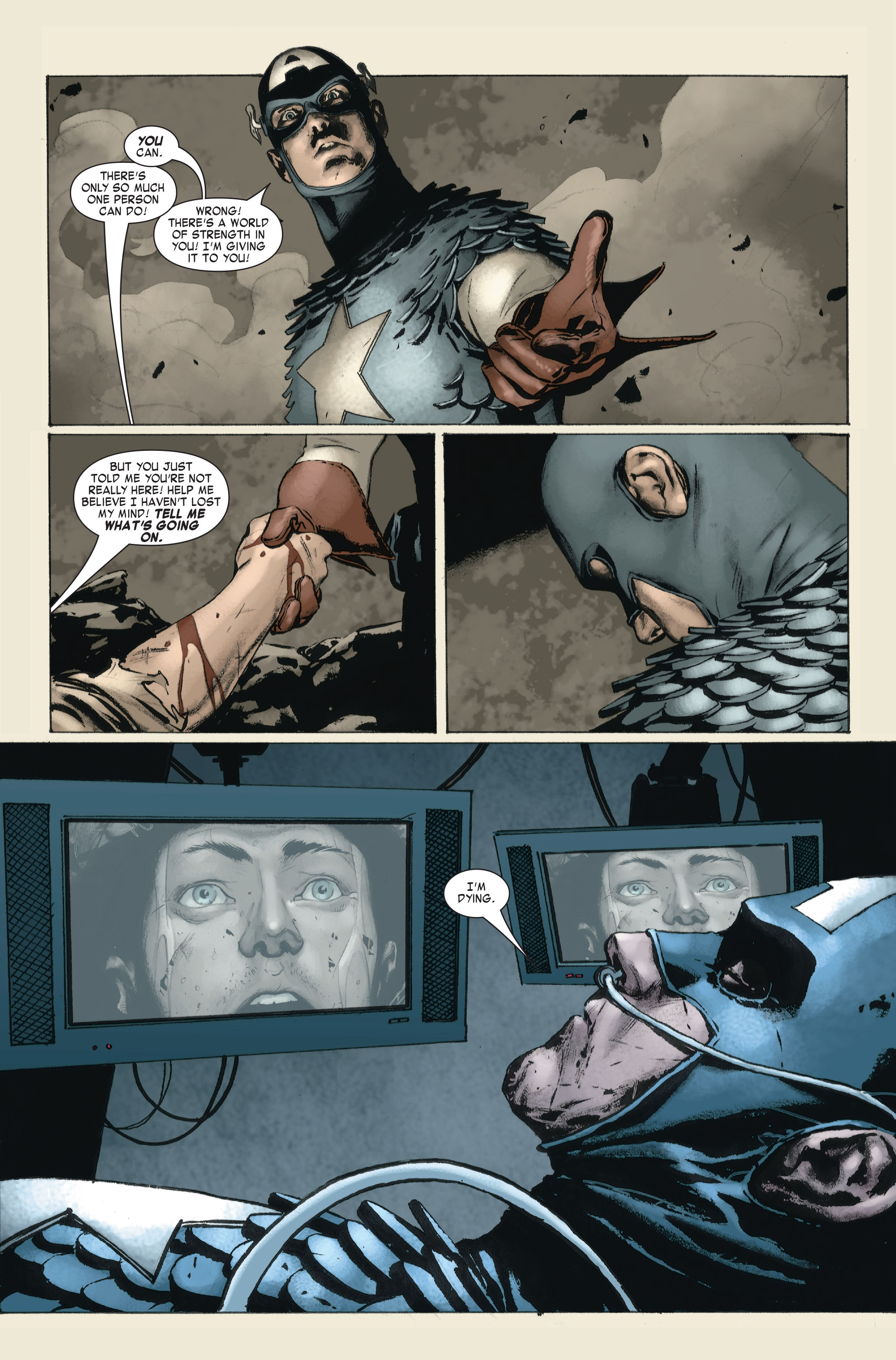 Captain America: The Chosen 2 Page 23