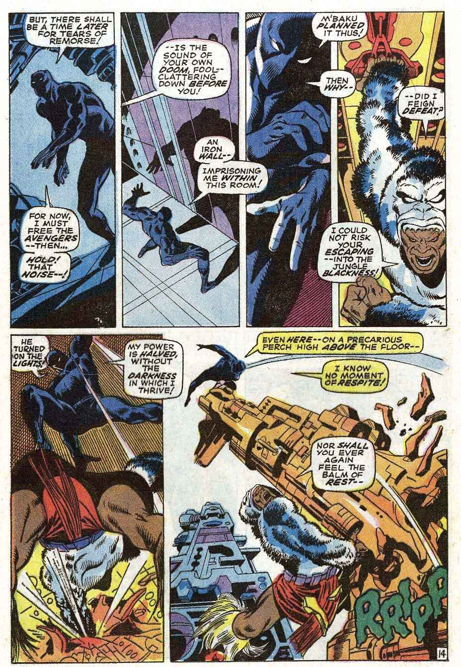 The Avengers (1963) 62 Page 19