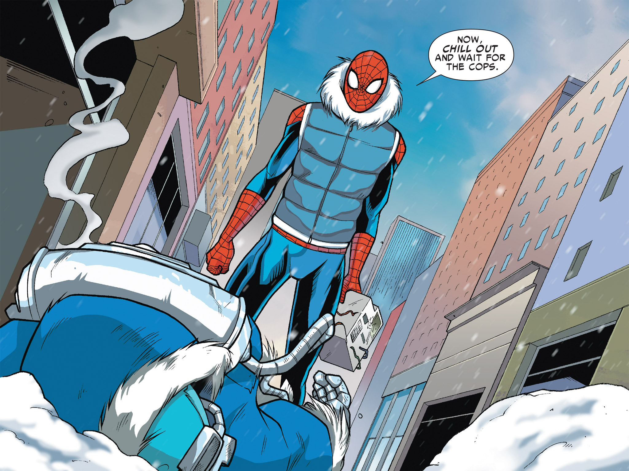 Read online Ultimate Spider-Man (Infinite Comics) (2016) comic -  Issue #7 - 52