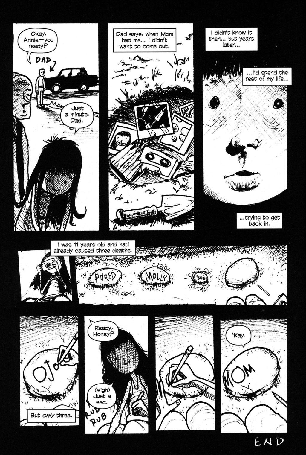 Read online Ojo comic -  Issue #5 - 22