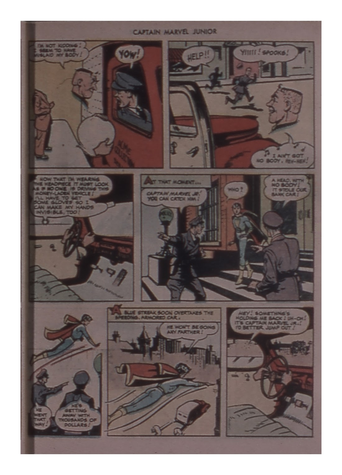 Captain Marvel, Jr. issue 81 - Page 45