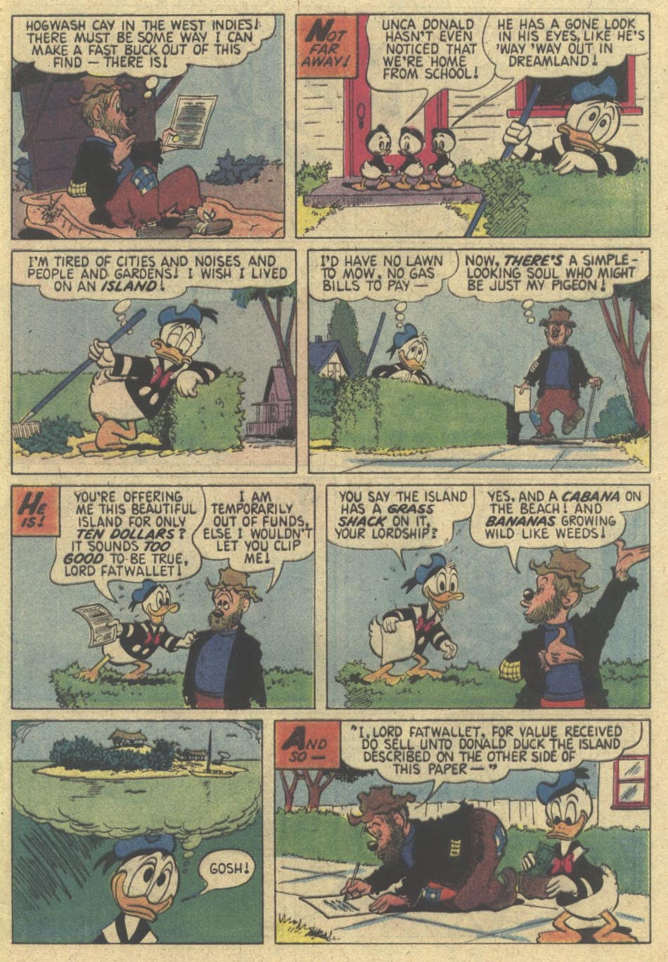 Walt Disney's Comics and Stories issue 501 - Page 5