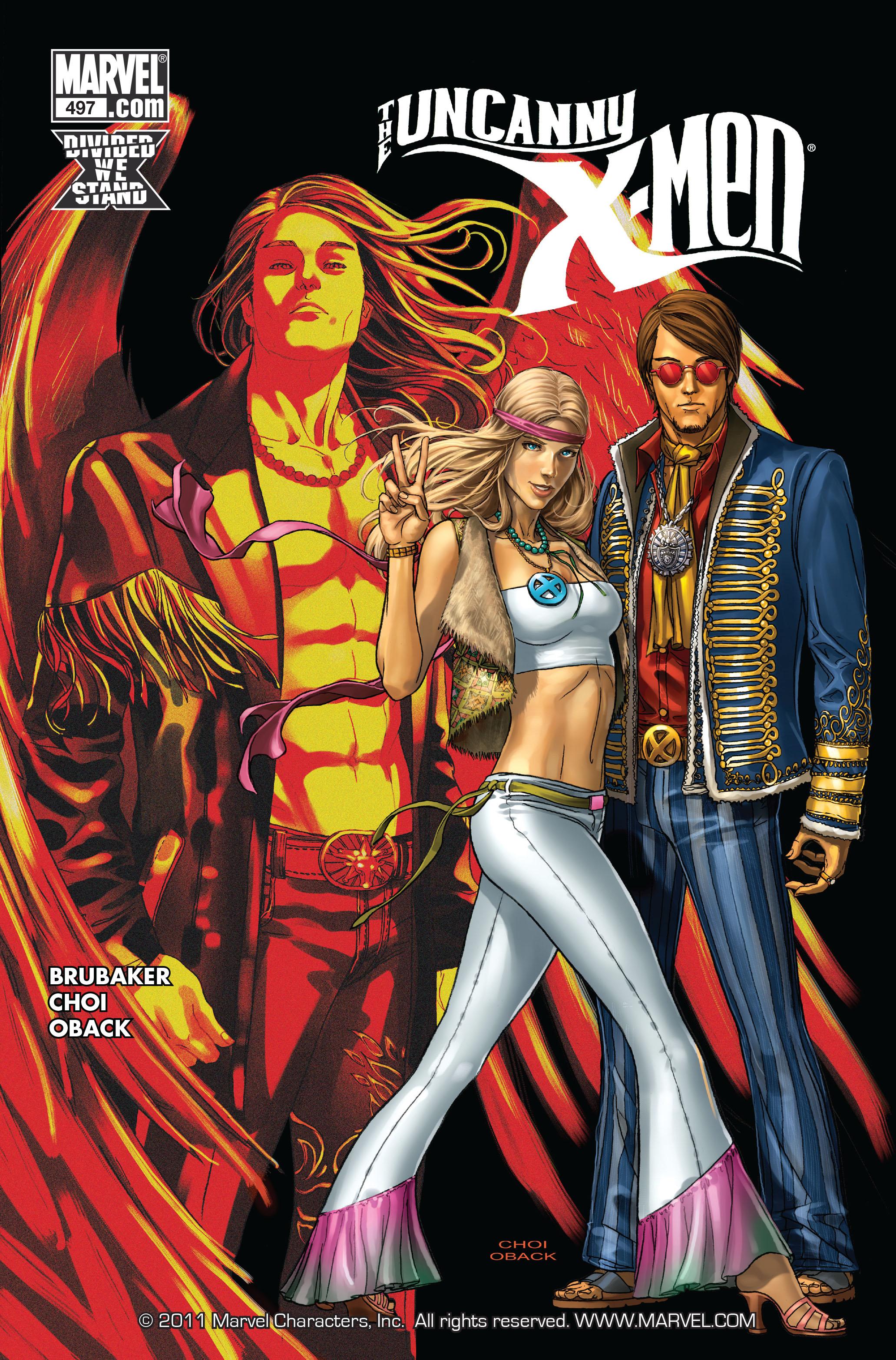 Read online Uncanny X-Men (1963) comic -  Issue #497 - 1