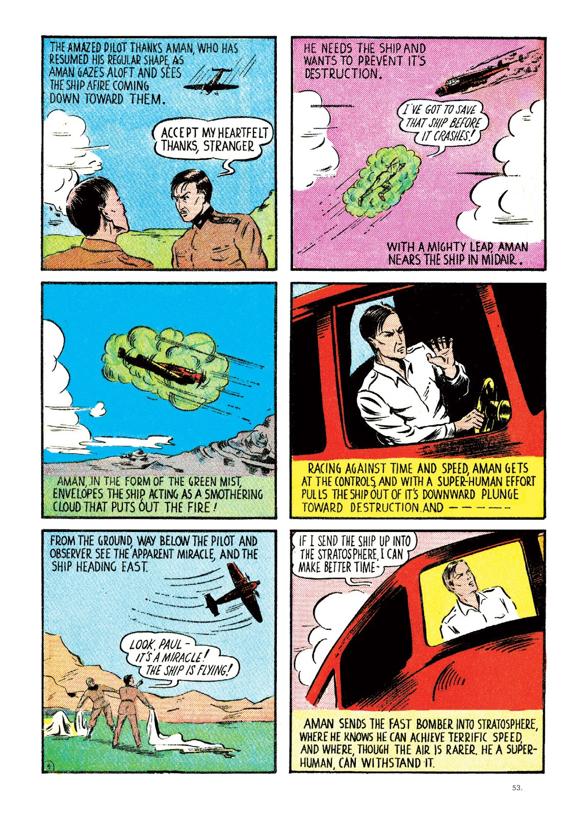 Read online The Bill Everett Archives comic -  Issue # TPB 2 (Part 1) - 54