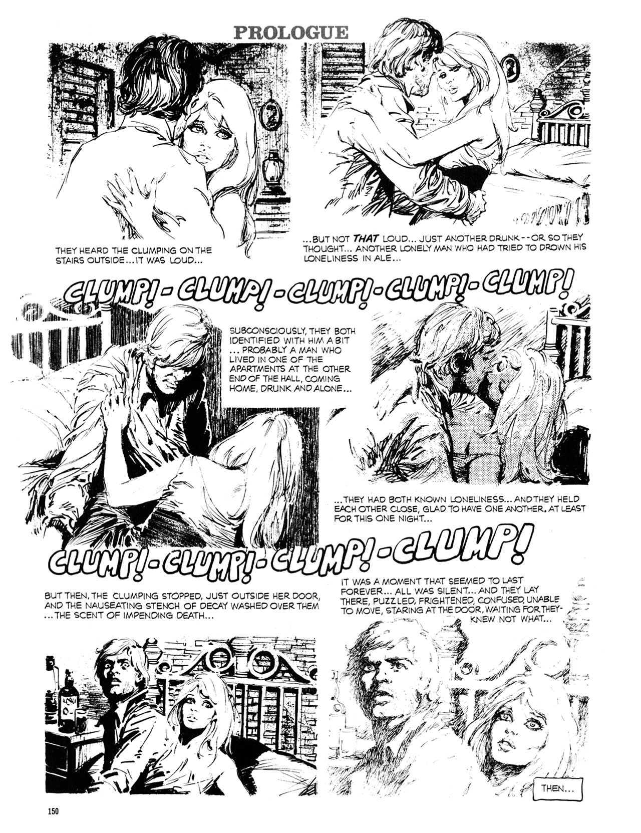 Read online Eerie Archives comic -  Issue # TPB 10 - 151
