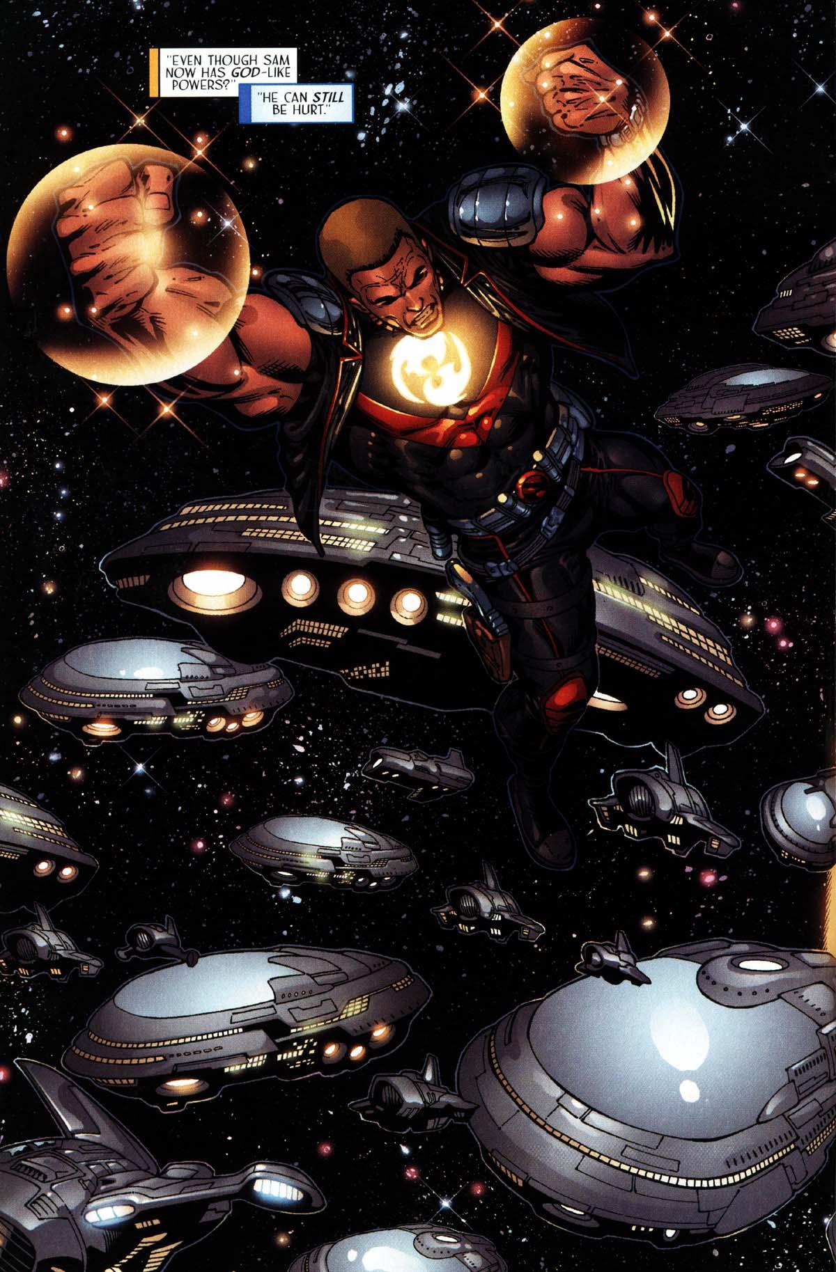 Read online Sigil (2000) comic -  Issue #27 - 4