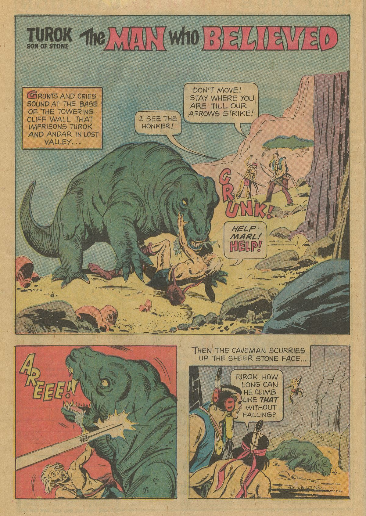 Read online Turok, Son of Stone comic -  Issue #96 - 20