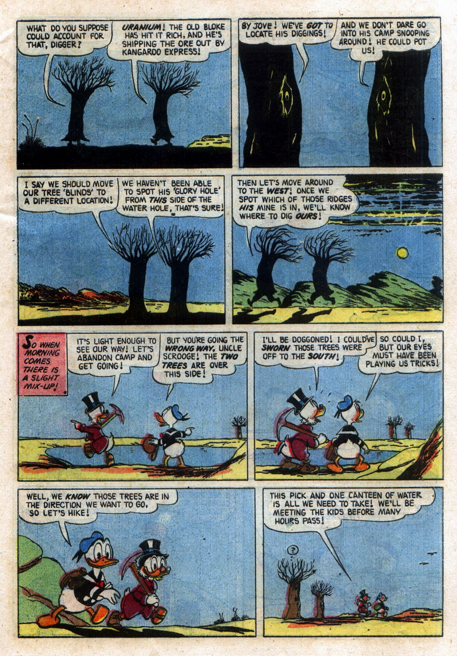 Read online Uncle Scrooge (1953) comic -  Issue #11 - 29