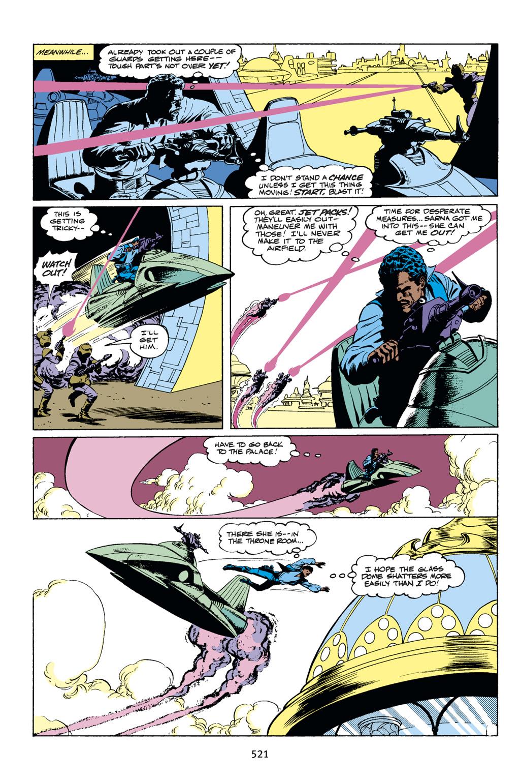 Read online Star Wars Omnibus comic -  Issue # Vol. 18.5 - 236