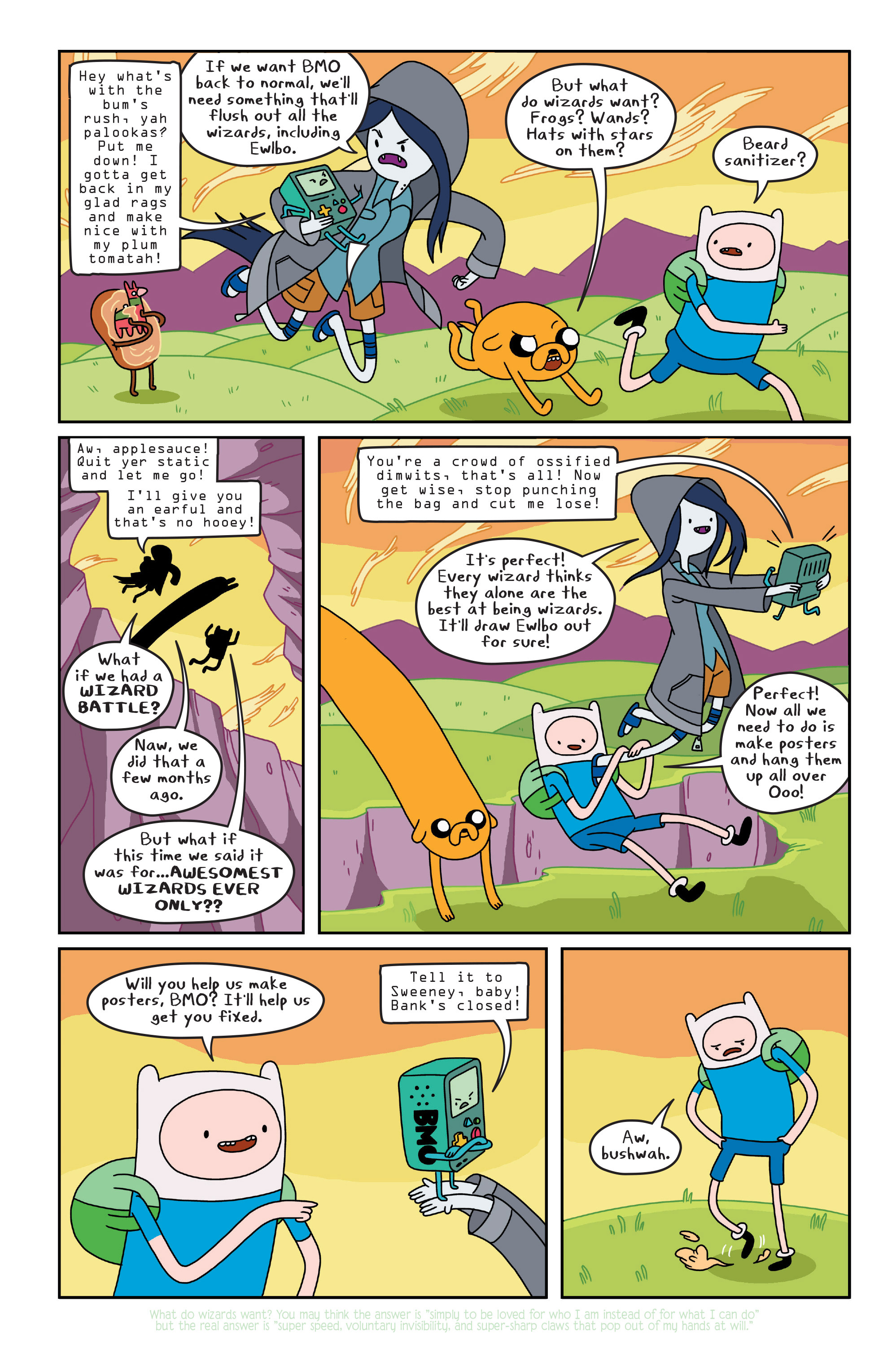 Read online Adventure Time comic -  Issue #Adventure Time _TPB 3 - 38