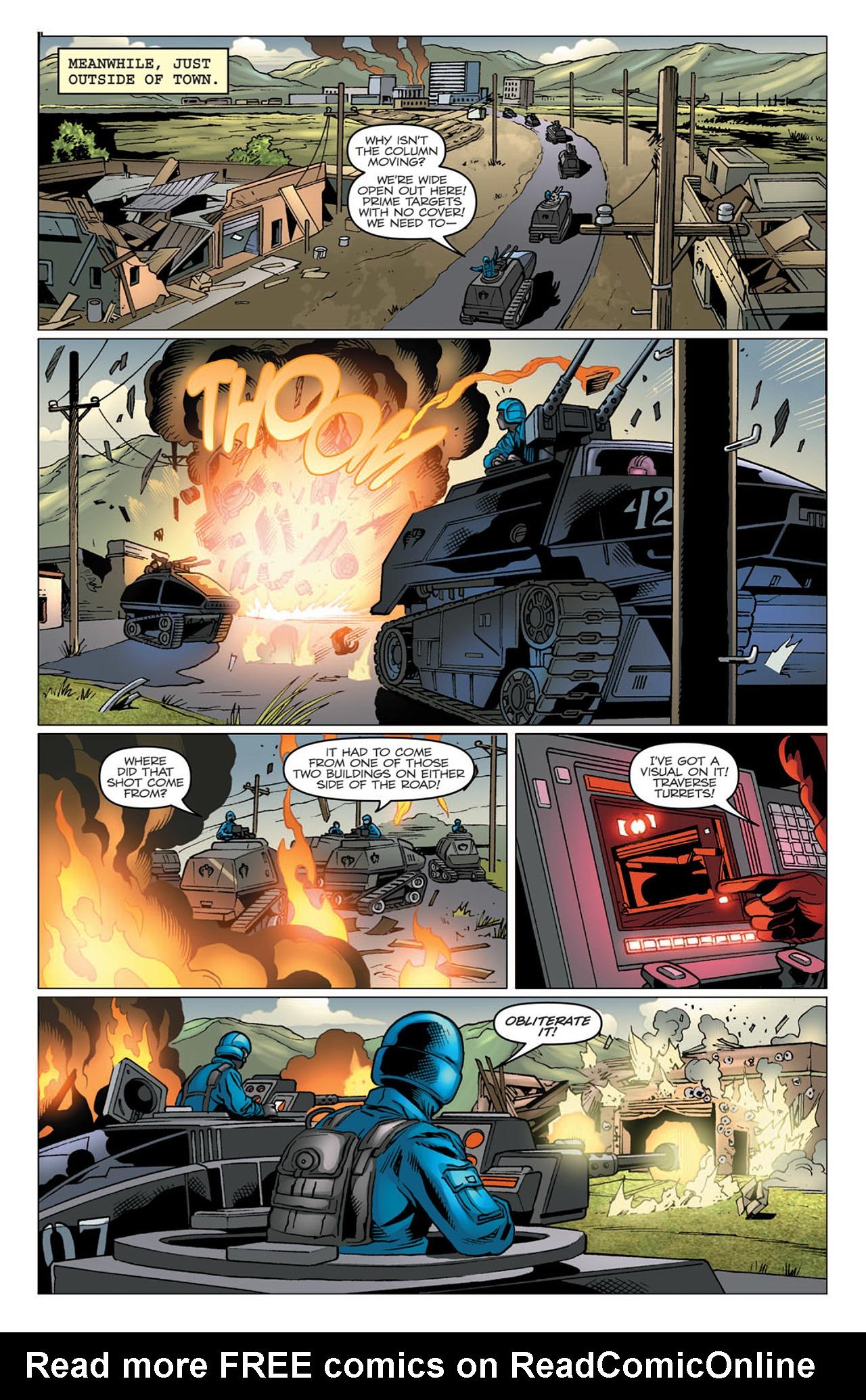 G.I. Joe: A Real American Hero 174 Page 7