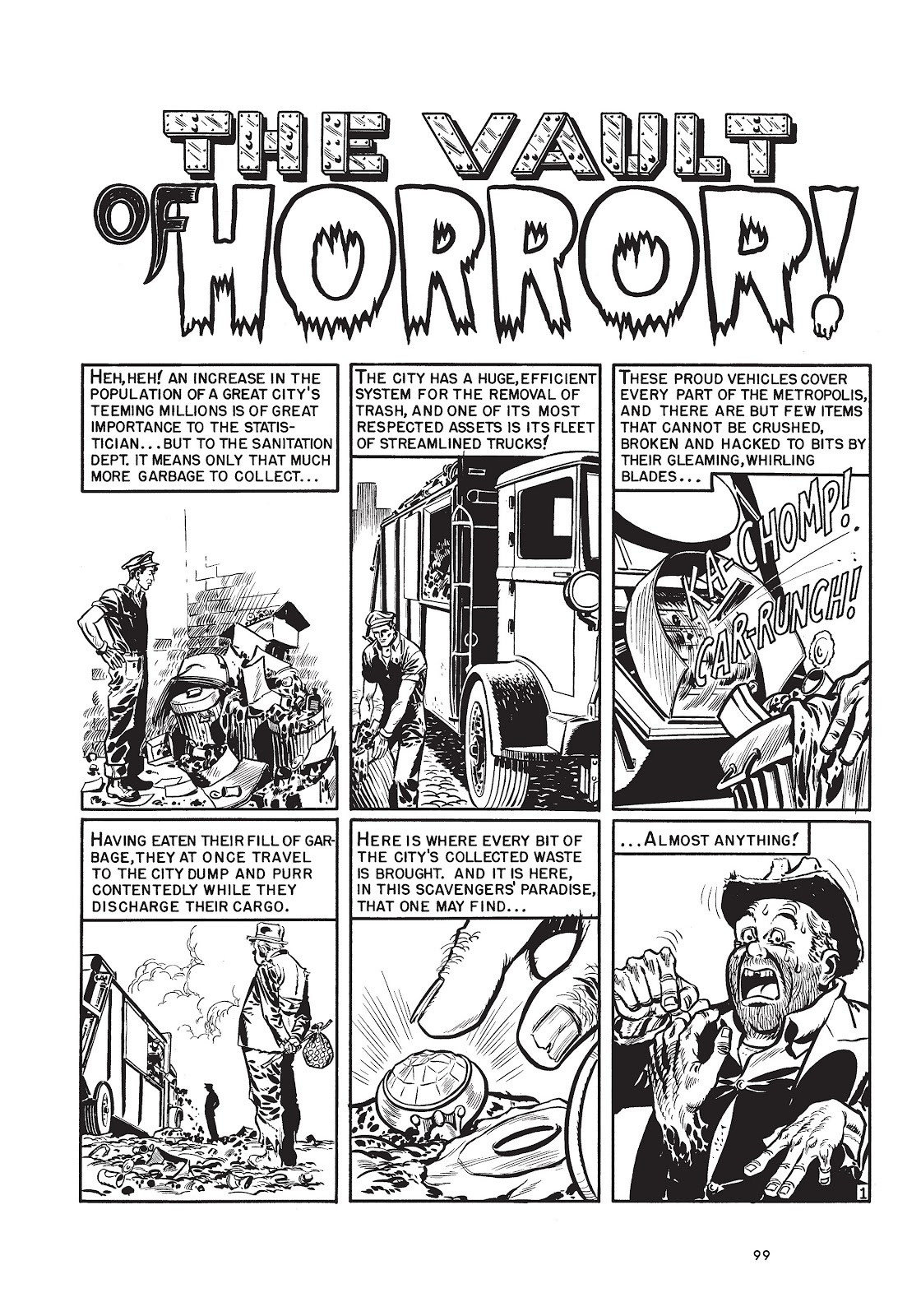 Read online Voodoo Vengeance and Other Stories comic -  Issue # TPB (Part 2) - 17