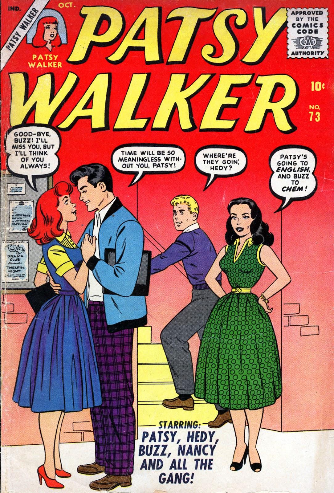 Patsy Walker 73 Page 1