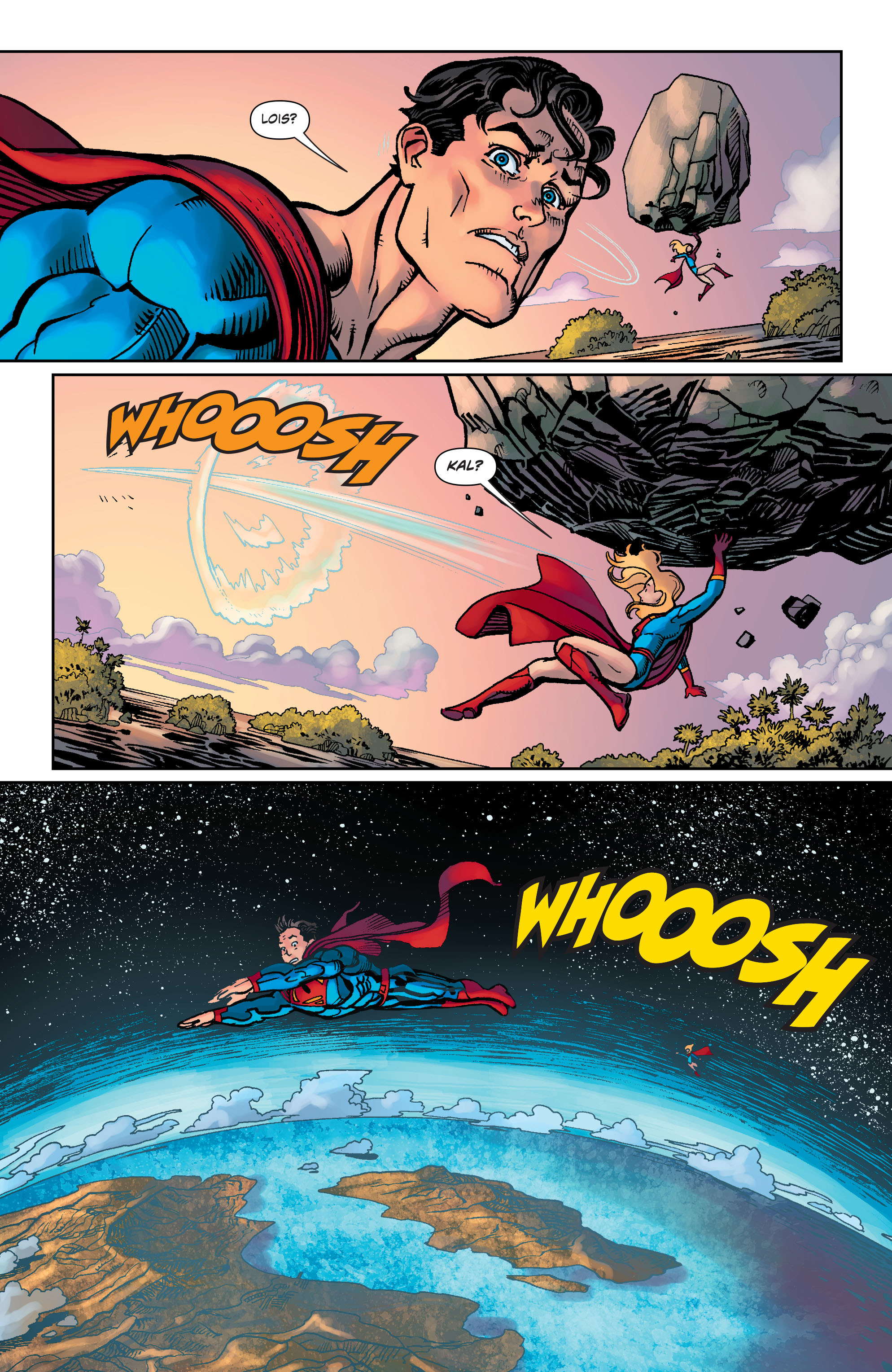 Read online Worlds' Finest comic -  Issue #32 - 12