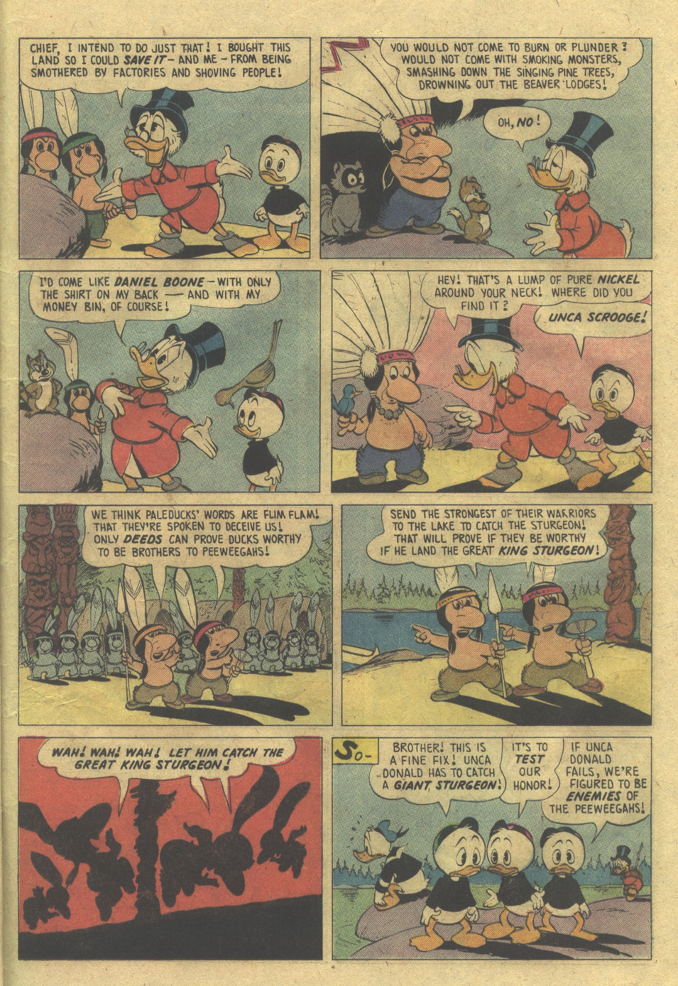 Read online Uncle Scrooge (1953) comic -  Issue #112 - 25