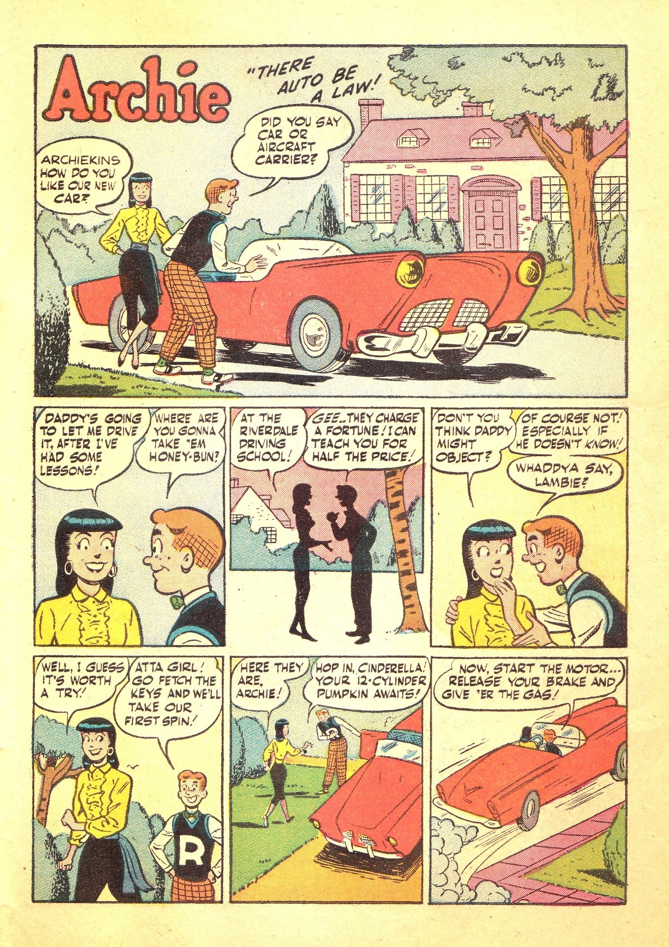 Archie Comics issue 077 - Page 31