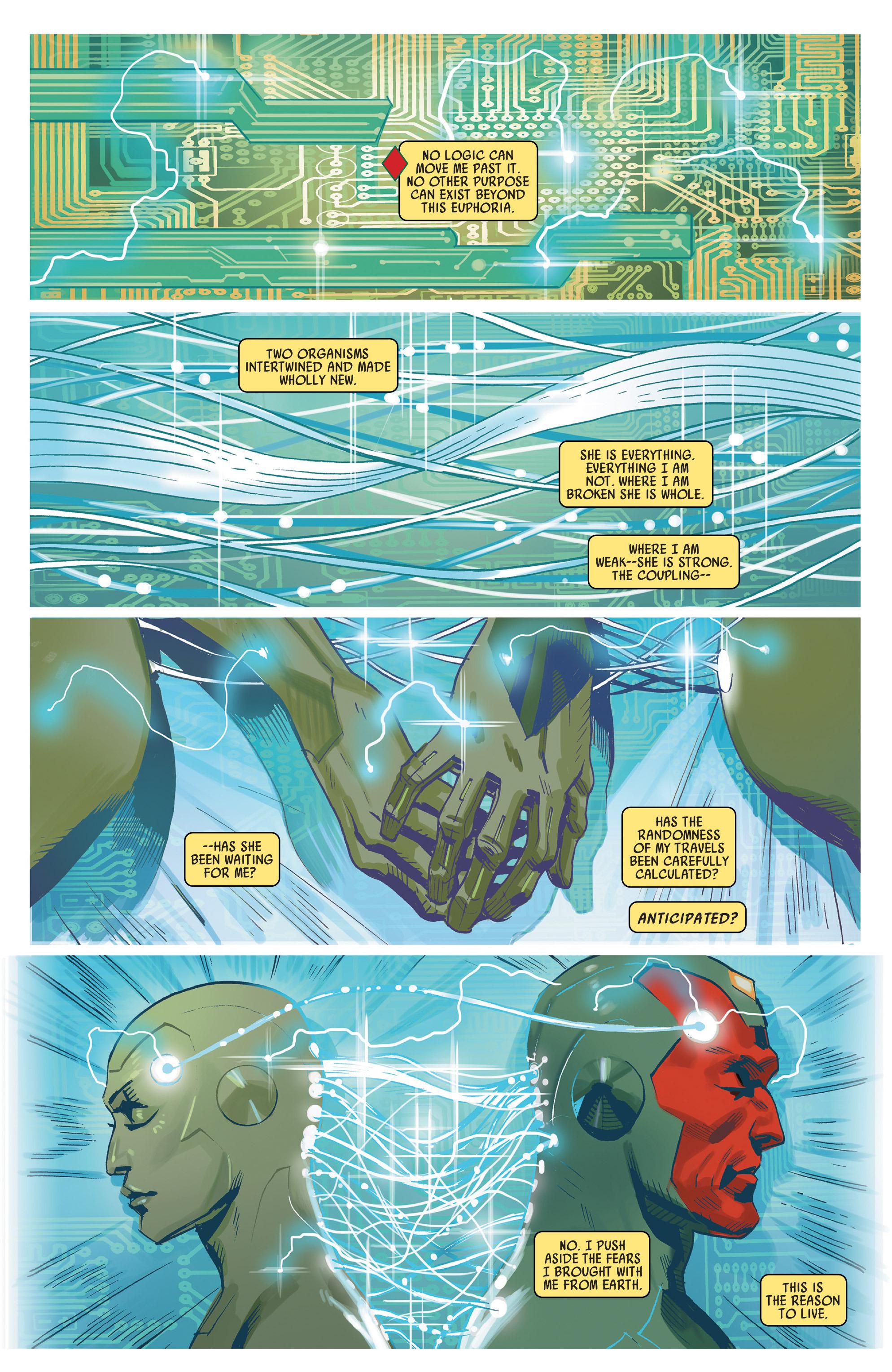 Read online Uncanny Avengers [I] comic -  Issue #3 - 5