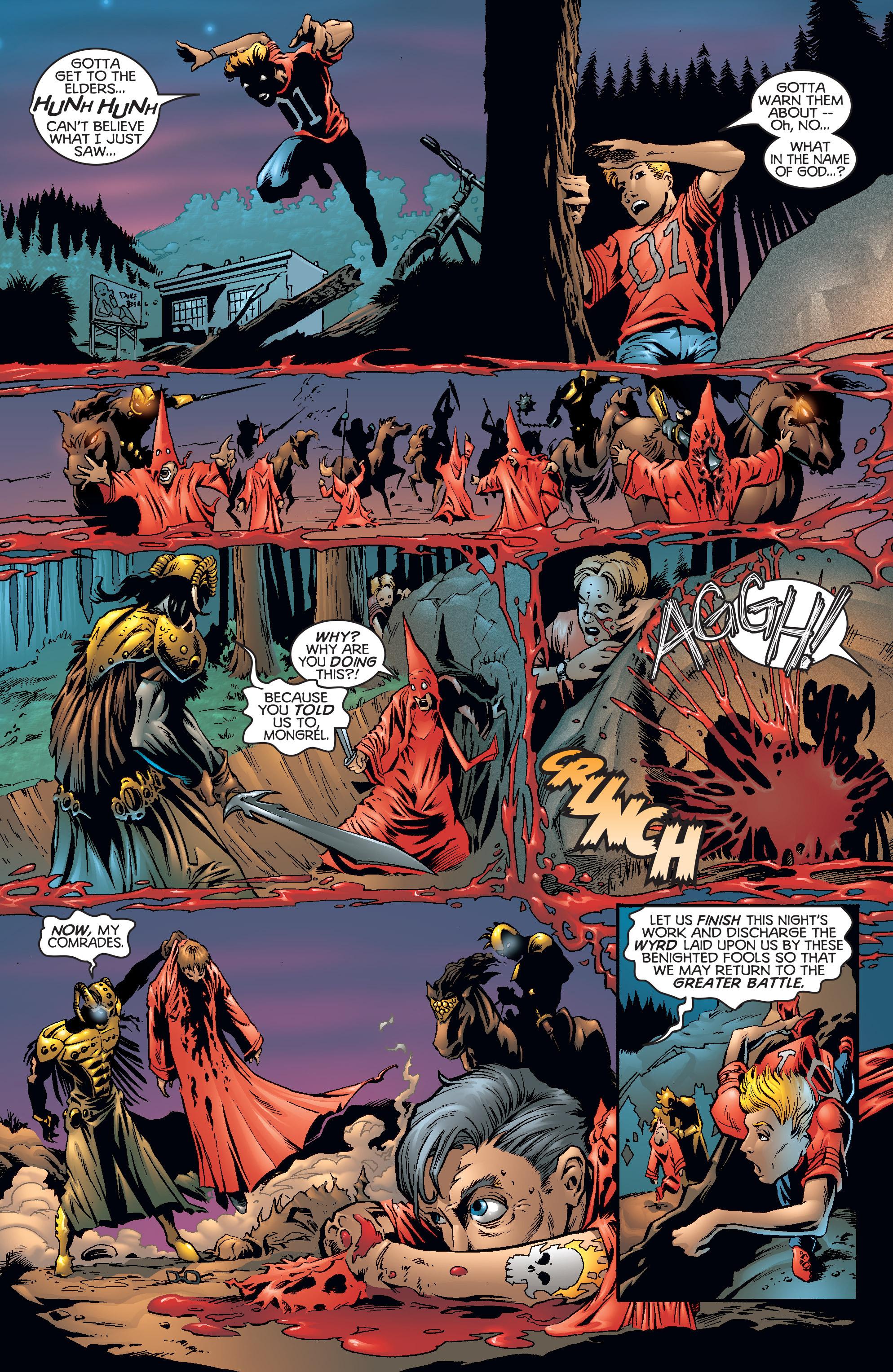 Read online Shadowman (1997) comic -  Issue #19 - 15