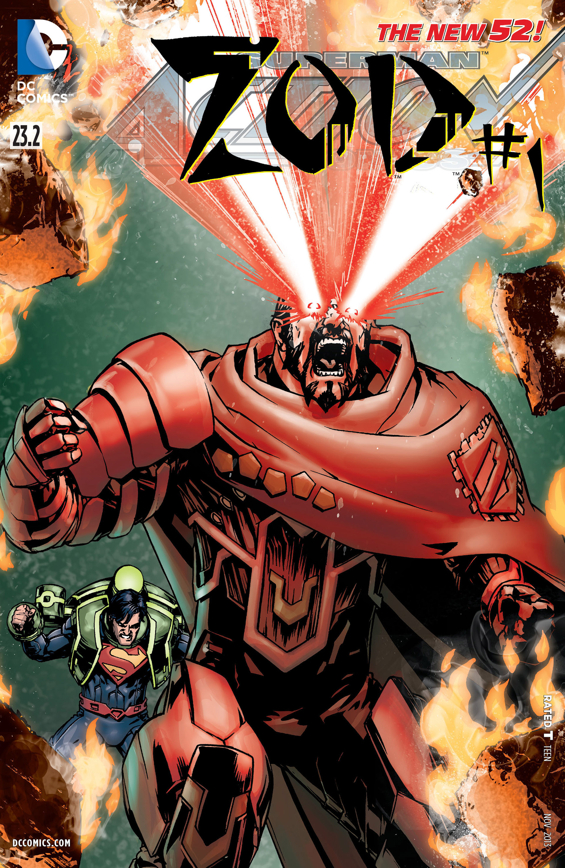 Read online Action Comics (2011) comic -  Issue #23.2 - 1