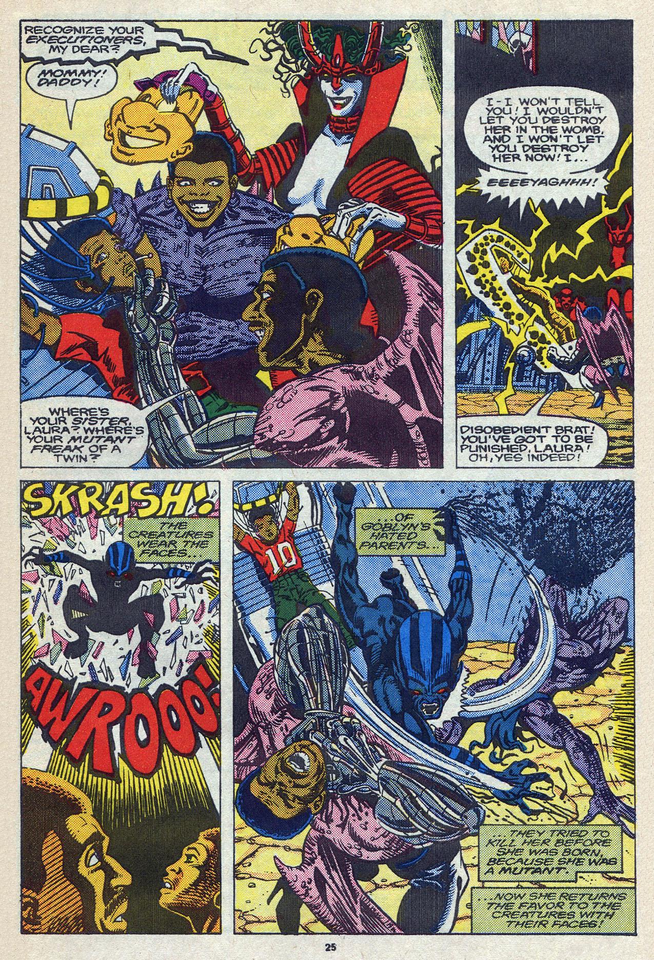 Read online Alpha Flight (1983) comic -  Issue #58 - 27
