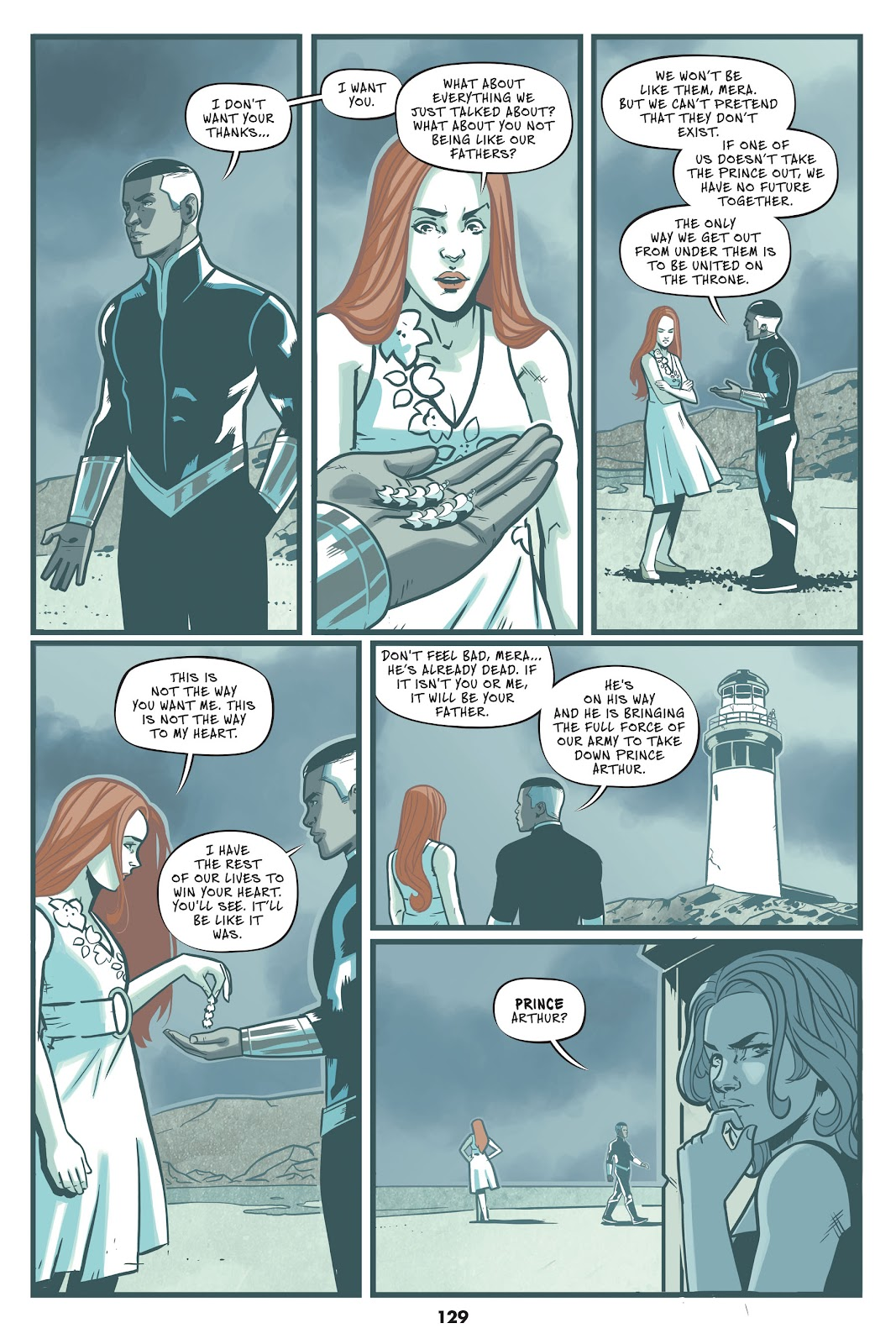 Read online Mera: Tidebreaker comic -  Issue # TPB (Part 2) - 29