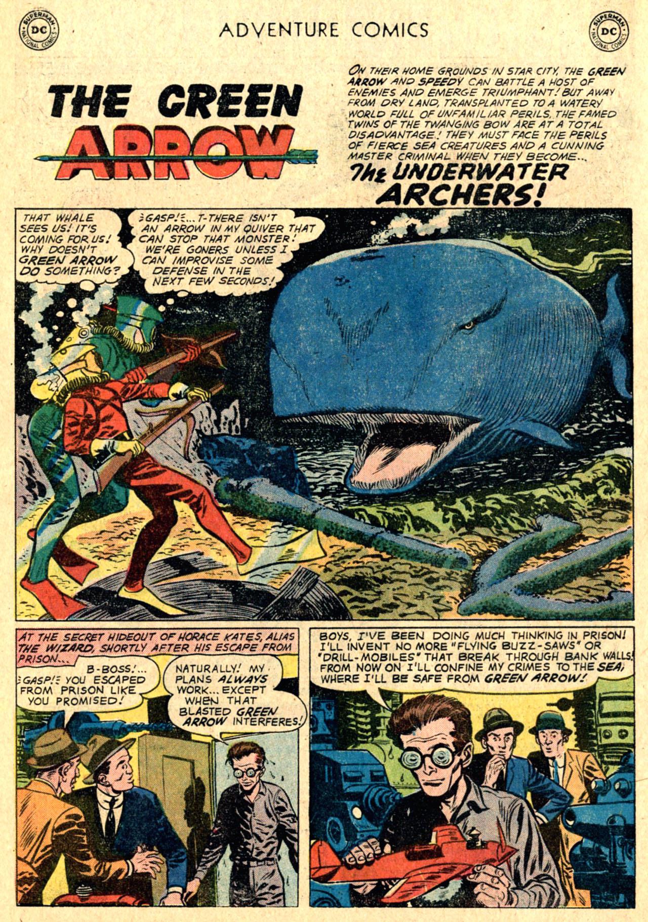 Read online Adventure Comics (1938) comic -  Issue #267 - 26
