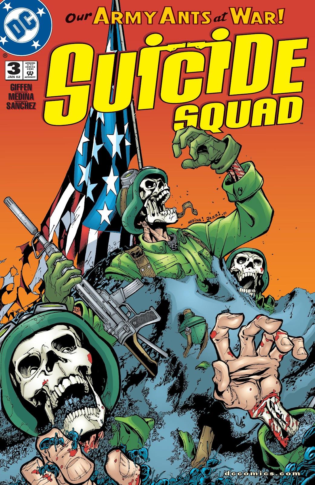 Suicide Squad (2001) 3 Page 1